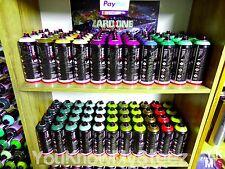 22 NEW Colors! Ironlak 12 Pack Spray Paint PICK YOUR OWN Krylon Montana MTN YKMS