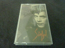 PETE WYLIE SINFUL ULTRA RARE SEALED CASSETTE TAPE! THE MIGHTY WAH