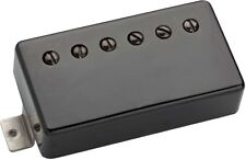 Benedetto A-6 Alnico V Signature Archtop/Jazz Humbucker, Black Nickel Cover, NEW