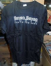 Eleven Seven Music, Rock To The Core, Black T-Shirt (Men's Large), BRAND NEW