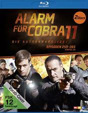 Alarm für Cobra 11 - Die Autobahnpolizei - 33 Staffel - 2 Blu Ray - Neu & OVP