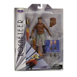 DISNEY SELECT SERIES 1 THE ROCKETEER ACTION FIGURE