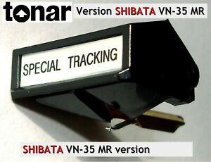 VN35 MR Diamant SHIBATA Stylet TONAR JP pr SHURE V15 III VN35E VN35HE DUAL DN352