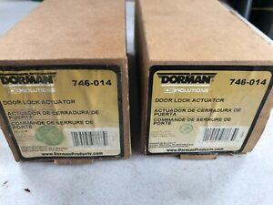 Door Lock Actuator Motor Dorman 746-014