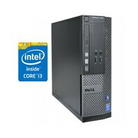 PC COMPUTER FISSO DESKTOP DELL OPTIPLEX 3020 SMALL i3 4130 4GB 500GB WINDOWS 10-