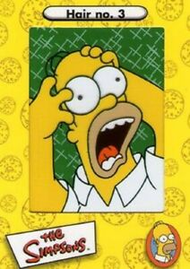 SIMPSONS  FILMCARDZ TRADING CARDS 001 to 045 SERIES 1     CHOOSE