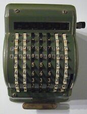 Summira 7 - Alte manuelle/mechanische Rechenmaschine / Tischrechner - 12 Fotos
