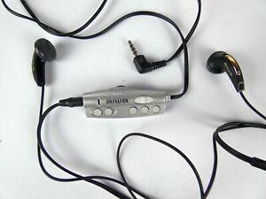 Aiwa Remote Control RC507 + Headphones
