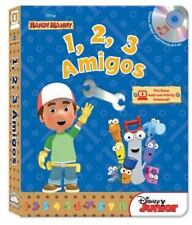 Disney Handy Manny 1, 2, 3, Amigos (with easy-to-download printable activities)