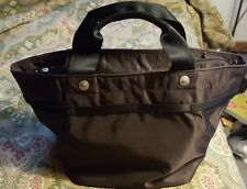 George Gina & Lucy brown tote handbag purse