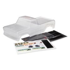 Traxxas 3660 Bigfoot #1 Clear Replacement Body - TRA3660