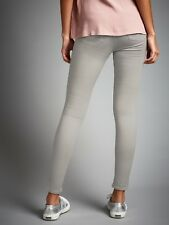 Waven Classic midrise skinny ASA Jeans EU28/UK10 Regular Pale Grey New