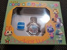 Nintendo Animal Crossing Seasons Pocket Watch 2012 Takara Tomy - [SUMMER THEME]