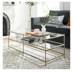 """Coffee table """"west elm """"very new"""