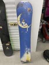 1998 Vintage BURTON JIM RIPPEY MISSION 56 Snowboard