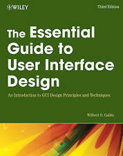 Very Good, The Essential Guide to User Interface Design: An Introduction to GUI