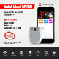 Autel Maxi AP200 Bluetooth OBD2 Scanner Code Reader Full Systems Car diagnostic