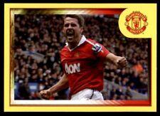 Panini Manchester United 2010-2011 Michael Owen # G