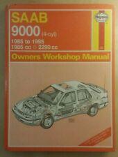 SAAB 9000 1985 to 1995 Haynes Service and Repair Manual - (Hardback) 1686