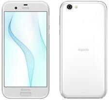 DOCOMO SHARP SH-03J AQUOS R IGZO JAPANESE ANDROID PHONE UNLOCKED NEW WHITE 64GB