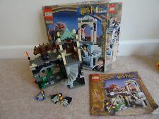 LEGO Harry Potter Forbidden Corridor 4706 99% complete