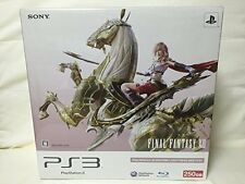 NEW PlayStation 3 PS3 Console Final Fantasy XIII Lightning Japan *UN-OPENED*