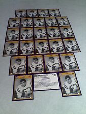 Remi Prudhomme:  Lot of 26 cards / LSU