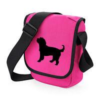 Cockapoo Bag & Wallet Gift Combination Cockerpoo Dog Birthday Gift Shoulder Bag