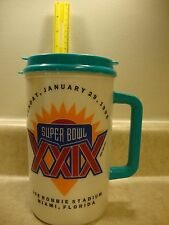 Super Bowl Xxix Joe Robbie Stadium Thermal Mug, 1995