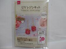 DAISO JAPAN  Frame Parts Tear Drop 12pcs For Uv Resin