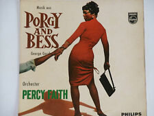 "PERCY FAITH -Porgy And Bess- Soundtrack- 7"" 45 OST"