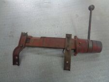 Farmall 340 Row Crop Hydraulic Touch System Handle Assembly And Bracket