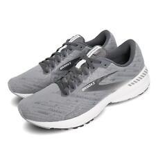 Brooks Ravenna 11 Grey White Support Speed Men Road Running Shoes 1103301D-178