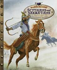 Scythians and Sarmatians (Barbarians!), Hinds, Kathryn, Good Condition, Book
