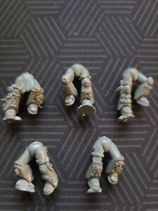 Space marine Vanguard veteran legs