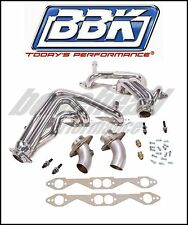 BBK Performance 1595 Chrome Plated Shorty Headers 1994-1996 Chevy Impala SS LT1