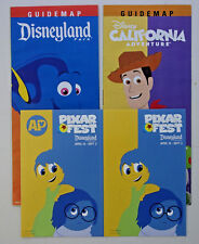 AP Disneyland PIXAR FEST Inside OUt decal sticker Joy and Sadness