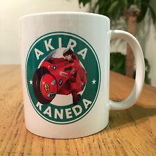 Akira Kaneda Motorbike Starbucks Anime Manga Ceramic Mug
