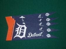 DETROIT TIGERS MLB LICENSED MINI PENNANT, NEW