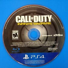 Call of Duty: Infinite Warfare (Sony PlayStation 4, 2016) Disc Only # 14168
