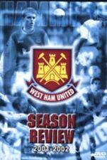 West Ham United - Season Review 2001-2002 (DVD, 2003)