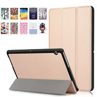 Smart Stand Cover Case with Magnetic Closure for Huawei MediaPad T3 10 9.6 inch