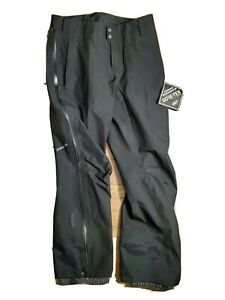 Patagonia Mens Triolet Pants Gore-Tex Medium Color Black NWT