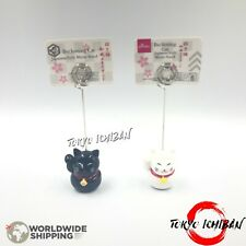 2 SUPPORTS MÉMO MANEKI NEKO / JAPANESE STYLE MEMO STAND LUCKY CAT