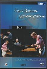 Gary Burton & Makoto Ozone (2003) DVD