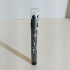 Wet N Wild Multistick Eye Shadow Lip Black Noir 1230095  0.11oz
