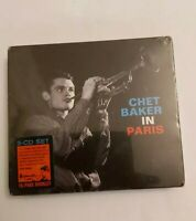 `BAKER, CHET`-IN PARIS (FEAT DICK TWARDZIK) (LIMITED 24BIT MA (US IMPORT) CD NEW