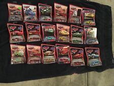 Series 1 Disney Cars-50 individual, 10 doubles-all unopened