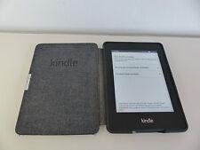 Amazon Kindle Paperwhite EY21 2 2GB WLAN 15,2 cm 6Zoll ebook Reader . Case black