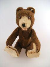Steiff Teddy Baby 22cm US Zone Knopf 1949 - 1953 (2604)